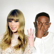 Taylor Swift-Kendrick Lamar